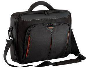 TARGUS CN418EU CLASSIC+ 17.-18.'' CLAMSHELL LAPTOP CASE BLACK