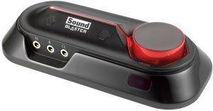 SOUND CARD CREATIVE SOUND BLASTER OMNI SURROUND 5.1 EXTERNAL