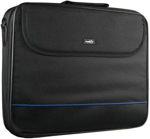 NATEC NTO-0359 IMPALA 17.3'' LAPTOP CARRY BAG BLACK/BLUE