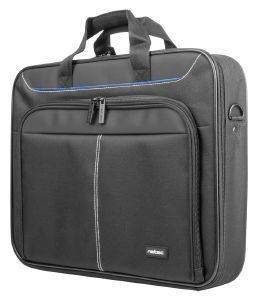 NATEC NTO-0768 DOBERMAN LAPTOP CARRY BAG 15.6'' BLACK