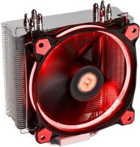 THERMALTAKE RIING SILENT 12 RED CPU COOLER 120MM