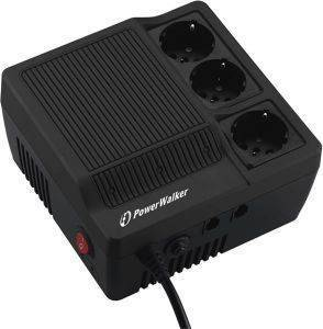 POWERWALKER AVR 600 600VA/360W AUTOMATIC VOLTAGE REGULATOR