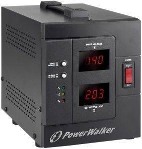 POWERWALKER AVR 1500 SIV 1500VA/1200W AUTOMATIC VOLTAGE REGULATOR