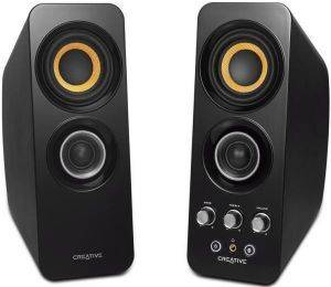 CREATIVE T30 WIRELESS 2.0 SPEAKERS WITH NFC