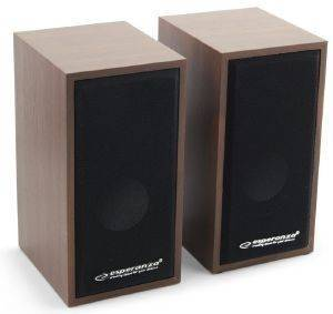 ESPERANZA EP122 MULTIMEDIA STEREO SPEAKERS 2.0 FOLK