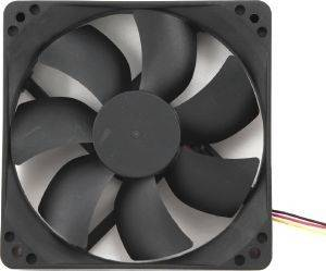 GEMBIRD FANCASE-4 FAN FOR PC CASE 80MM WITH 4 PIN POWER CONNECTOR