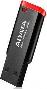 ADATA UV140 16GB USB3.0 FLASH DRIVE BLACK/RED