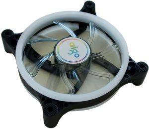 AIGO Z6 RGB LED FAN