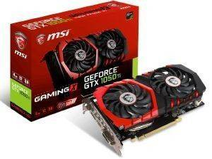 VGA MSI GEFORCE GTX1050 TI GAMING X 4G 4GB GDDR5 PCI-E RETAIL