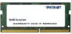 RAM PATRIOT PSD44G213382S SIGNATURE LINE 4GB SO-DIMM DDR4 2133MHZ