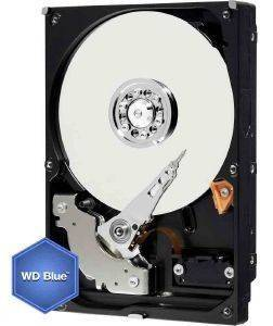 HDD WESTERN DIGITAL WD5000AZRZ BLUE 500GB 3.5'' SATA3