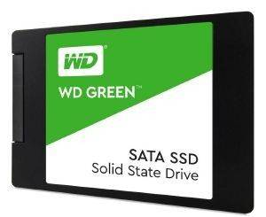 SSD WESTERN DIGITAL WDS240G2G0A 240GB GREEN 2.5'' SATA 3