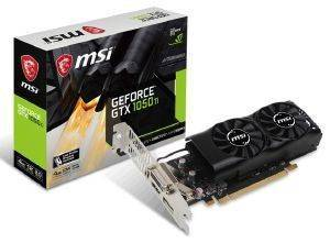 VGA MSI GEFORCE GTX1050 TI 4GT LP 4GB GDDR5 PCI-E RETAIL