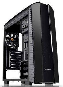CASE THERMALTAKE VERSA N27 FULL WINDOW BLACK