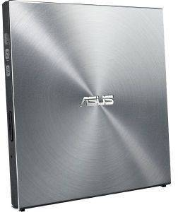 ASUS SDRW-08U5S-U 8X ULTRA SLIM EXTERNAL DVD WRITER USB 2.0 MELLOW METALLIC