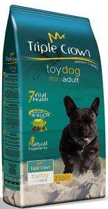 ΤΡΟΦΗ TRIPLE CROWN TOY DOG 2KG