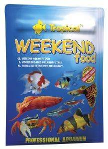 ΤΡΟΦΗ ΨΑΡΙΩΝ TROPICAL WEEKEND FOOD 20GR