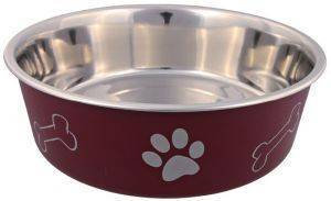 ΠΙΑΤΟ TRIXIE STAINLESS STEEL BOWL PAW (250 ML)