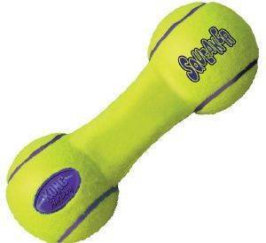 ΠΑΙΧΝΙΔΙ KONG AIR SQUEAKER BONE DUMBELL