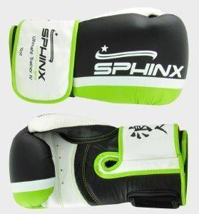 ΓΑΝΤΙΑ SPHINX ULTIMATE TRAINER IV ΜΑΥΡΑ (10 OZ)