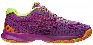 ΠΑΠΟΥΤΣΙ WILSON KAOS WOMEN'S ALL COURT ΜΩΒ