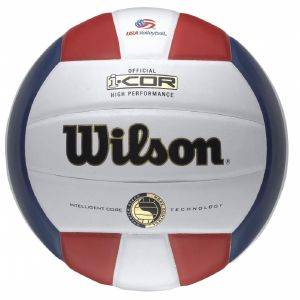 ΜΠΑΛΑ WILSON I-COR HIGH-PERFORMANCE INDOOR VOLLEYBALL