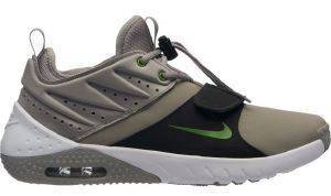 ΠΑΠΟΥΤΣΙ NIKE AIR MAX TRAINER 1 LEATHER ΓΚΡΙ (USA:9.5, EU:43)