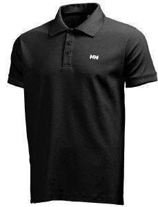 ΜΠΛΟΥΖΑ HELLY HANSEN DRIFTLINE POLO SHIRT ΜΑΥΡΗ
