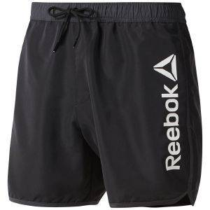 ΣΟΡΤΣ ΜΑΓΙΟ REEBOK SPORT POOL READY BATHING SUIT ΜΑΥΡΟ