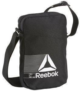 ΤΣΑΝΤΑΚΙ REEBOK SPORT ACTIVE FOUNDATION CITY BAG ΜΑΥΡΟ