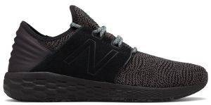 ΠΑΠΟΥΤΣΙ NEW BALANCE FRESH FOAM CRUZ V2 KNIT ΜΑΥΡΟ (USA:8.5, EU:42)