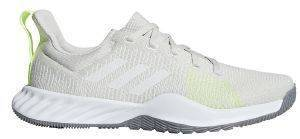 ΠΑΠΟΥΤΣΙ ADIDAS PERFORMANCE SOLAR LT TRAINER ΛΕΥΚΟ/ΓΚΡΙ (UK:6.5, EU:40)