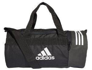 ΤΣΑΝΤΑ ADIDAS PERFORMANCE CONVERTIBLE 3-STRIPES DUFFEL BAG EXTRA SMALL ΜΑΥΡΗ