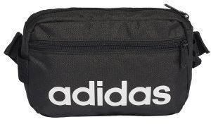 ΤΣΑΝΤΑΚΙ ΜΕΣΗΣ ADIDAS PERFORMANCE ESSENTIALS LINEAR CORE WAIST BAG ΜΑΥΡΟ
