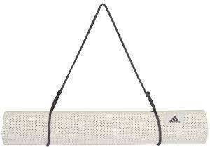 ΣΤΡΩΜΑ ADIDAS PERFORMANCE YOGA MAT ΛΕΥΚΟ
