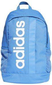 ΤΣΑΝΤΑ ADIDAS PERFORMANCE ESSENTIALS LINEAR CORE BACKPACK ΜΠΛΕ