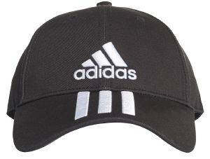 ΚΑΠΕΛΟ ADIDAS PERFORMANCE SIX-PANEL CLASSIC 3-STRIPES CAP ΜΑΥΡΟ