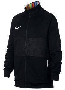 JACKET NIKE DRI-FIT MERCURIAL ΜΑΥΡΟ (L)