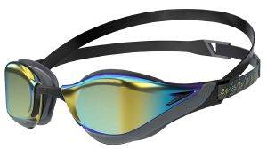 ΓΥΑΛΙΑ SPEEDO FASTSKIN PURE FOCUS MIRROR GOGGLE ΜΑΥΡΑ