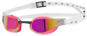 ΓΥΑΛΙΑ SPEEDO FASTSKIN ELITE MIRROR GOGGLE ΛΕΥΚΑ