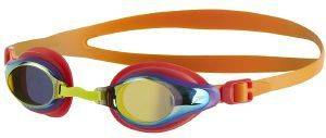 ΓΥΑΛΙΑ SPEEDO MARINER SUPREME MIRROR JUNIOR GOGGLE ΠΟΡΤΟΚΑΛΙ