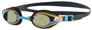 ΓΥΑΛΙΑ SPEEDO MARINER SUPREME MIRROR JUNIOR GOGGLE ΓΚΡΙ ΣΚΟΥΡΟ