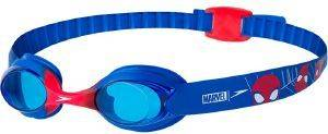 ΓΥΑΛΙΑ SPEEDO MARVEL SPIDERMAN ILLUSION JUNIOR GOGGLE ΜΠΛΕ/ΚΟΚΚΙΝΑ