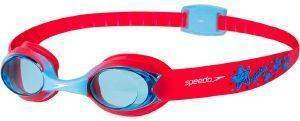 ΓΥΑΛΙΑ SPEEDO SEA SQUAD ILLUSION JUNIOR GOGGLE ΚΟΚΚΙΝΑ/ΜΠΛΕ