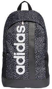 ΤΣΑΝΤΑ ADIDAS PERFORMANCE LINEAR GRAPHIC BACKPACK ΜΑΥΡΗ