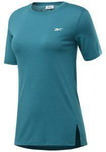 ΜΠΛΟΥΖΑ REEBOK SPORT WORKOUT READY SUPREMIUM TEE ΜΠΛΕ (L)