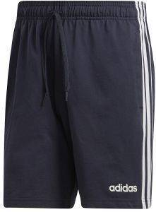 ΣΟΡΤΣ ADIDAS SPORT INSPIRED ESSENTIALS 3-STRIPES SINGLE JERSEY ΜΠΛΕ ΣΚΟΥΡΟ (L)