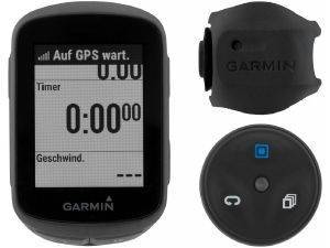 ΚΟΝΤΕΡ GARMIN EDGE 130 PLUS MTB BUNDLE ΜΑΥΡΟ