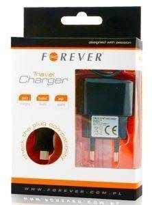 FOREVER TRAVEL CHARGER FOR SAMSUNG D820 BOX