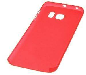 TPU CASE SAMSUNG S6 EDGE G925 RED